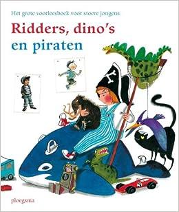 piraten: het grote voorleesboek voor stoere jongens (Dutch) Hardcover