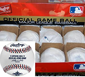 Rawlings Official Major League Baseball All-Star Game 2010 1 Dozen by Rawlings
