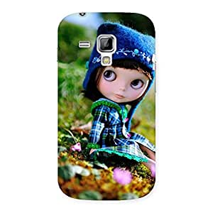 Premium Kid Cute Multicolor Back Case Cover for Galaxy S Duos