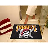 "Pittsburgh Pirates MLB ""All-Star"" Floor Mat (34""x45"")"