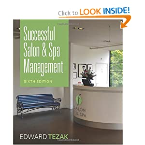 Successful Salon And Spa Management Edward Tezak Terry