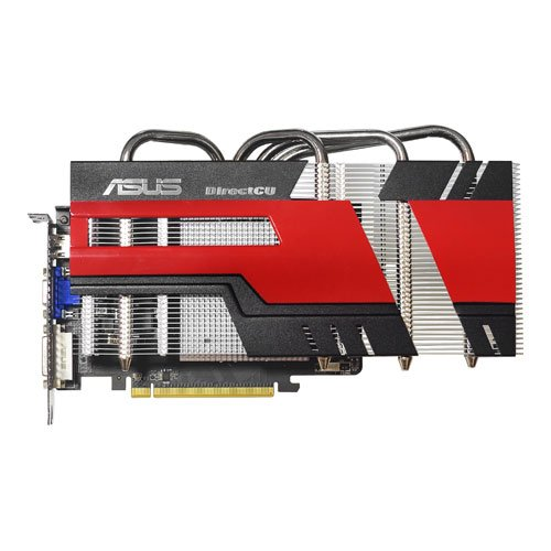 ASUS EAH6770 DC SL/2DI/1GD5 HD6770 DirectCU Silent graphics card with DirectX11 and HDMI, EAH6770 DC SL/2DI/1GD5 Graphics Card