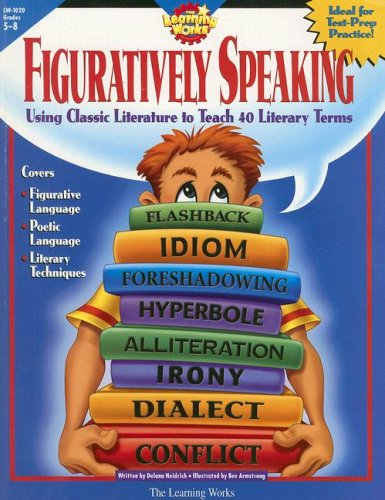 Figuratively Speaking, Gr. 5-8 (The Learning Works) (Figurative Language compare prices)