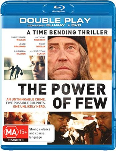The Power of Few (Blu-ray + DVD) Blu-ray