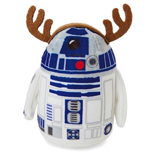 Hallmark itty bittys Star Wars Holiday R2-D2 Stuffed Animal from Hallmark