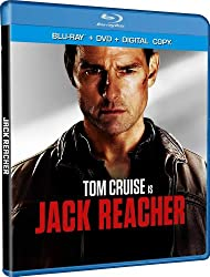 Jack Reacher [Blu-ray + DVD + Digital Copy + UltraViolet]