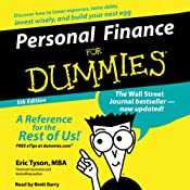 Personal Finance for Dummies | [Eric Tyson]