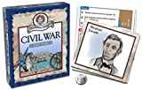 51suN6m6ycL. SL160  Professor Noggins Civil War Trivia Game Pncw