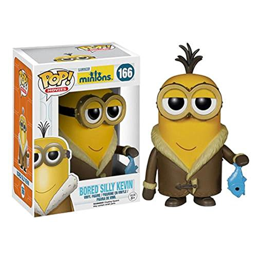POP Minions - Bored Silly Kevin Vinyl Figure