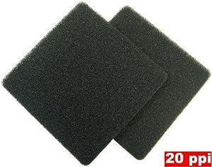 4 Pack - 20ppi Filtration Foam for Rena Filstar xP Filters by Zanyzap