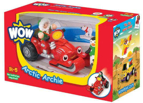 WOW Arctic Archie
