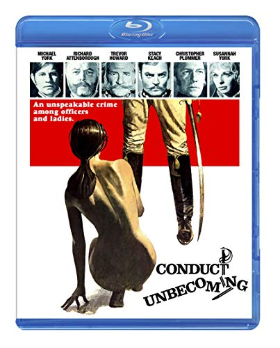 Blu-ray : Conduct Unbecoming (Special Edition)
