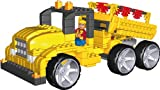 K'NEX 71283 CONSTRUCTION CREW 2 DUMP TRUCK SET