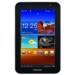 Samsung Galaxy Tab 7.0 Plus 16GB (Dual Core, Universal Remote, WiFi)