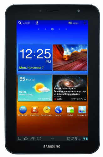 Samsung Galaxy Tab 7.0 Plus 32GB (Dual Core, Universal Remote, WiFi)