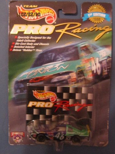 Hot Wheels Pro Racing 1st Edition #46 First Union