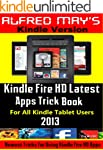 KINDLE FIRE HD LATEST APPS TRICK BOOK...