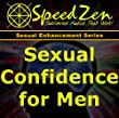 Sexual Confidence for Men Subliminal CD