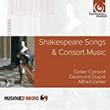 Shakespeare Songs & Consort Music ~ Alfred Deller