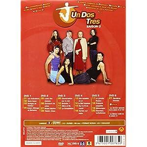 Un, dos, tres : L'intégrale saison 3 - Coffret 6 DVD