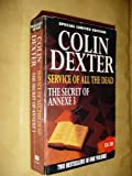 Service of All The Dead and The Secret of Annexe 3 (0330341626) by Colin Dexter