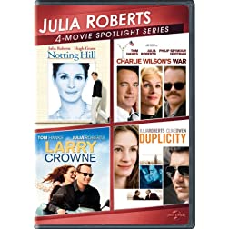 Julia Roberts 4-Movie Spotlight Series