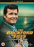 The Rockford Files - Series 4 [DVD]