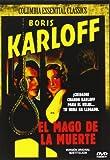 El Mago De La Muerte [DVD] en Castellano