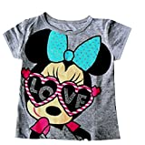 Disney Little Girls Minnie Mouse Tee - (Size - 5 Toddler)
