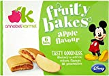 Annabel Karmel Disney Fruity Bakes - Apple Flavour (6 per pack - 132g)