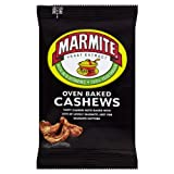 Marmite Yeast Extract Oven Baked Cashew Nuts 12x30g