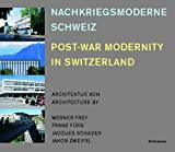 Image de Nachkriegsmoderne Schweiz / Post-War Modernity in Switzerland: Architektur von / Architect