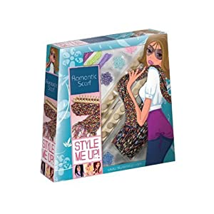 Style Me Up Romantic Scarf Kit Reviews