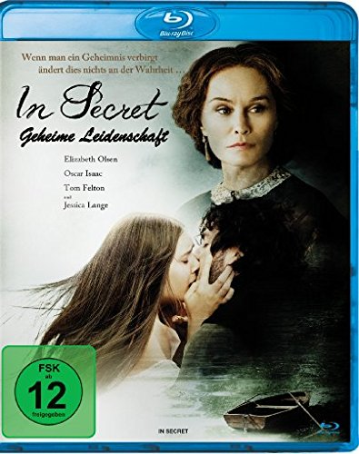 In Secret - Geheime Leidenschaft (inkl. Digital Ultraviolet) [Blu-ray]