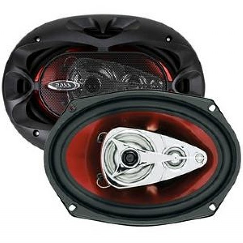 "Boss Audio Ch6940 Chaos Exxtreme 500-Watt 4 Way Auto 6"" X 9"" Coaxial Speaker"