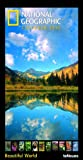 National Geographic Calendar Beautiful World 2014