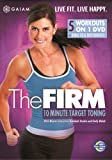 The Firm - 10 Minute Target Toning [DVD]