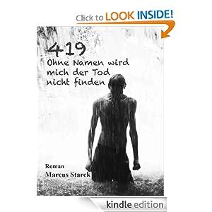 419 - Ohne Namen wird mich der Tod nicht finden (German Edition)