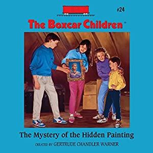 The Mystery of the Hidden Painting Audiobook