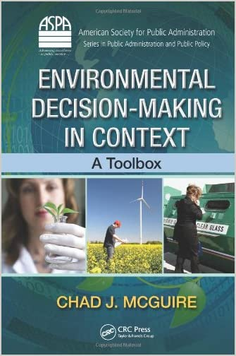 Environmental decision-making in context : a toolbox