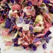 1 Litre Naturally Dried Mixed Delphinium Petal Wedding Confetti