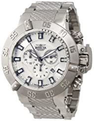 Invicta Men's 1894 Subaqua Nomo III Chronograph Stainless Steel Watch