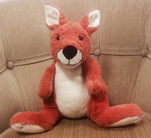 "Eric Carle ""Does A Kangaroo Have A Mother Too?"" Plush 11"" Kangaroo - 1"