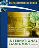 img - for International Economics by W. Charles Sawyer (2008-08-01) book / textbook / text book