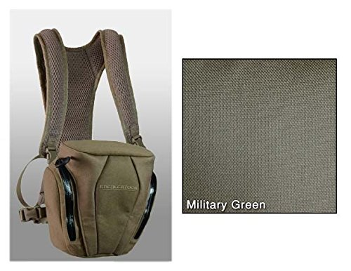 Eberlestock Nosegunner Binocular Case, Military Green A2Cpmj