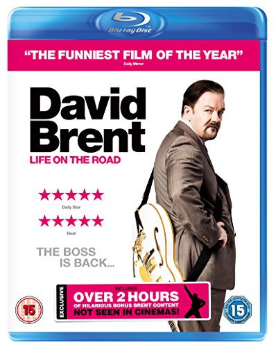 David Brent: Life on the Road [Blu-ray] [2016]