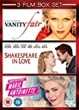 Shakespeare In Love/Marie Antoinette/Vanity Fair [DVD]