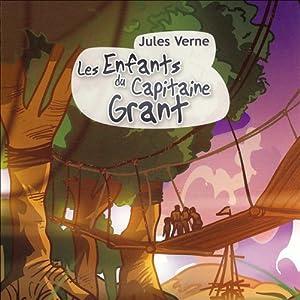 Les enfants du capitaine Grant | Livre audio