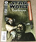 img - for Star Wars #35: Darkness (Part Four of a Four Part Limited Series) book / textbook / text book