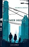 Summer Nights, tome 1 : Le prix à payer  par Heinrich